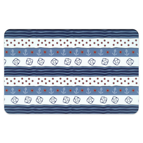Pet Placemat - Blue-White Flag Collection - SVlovers