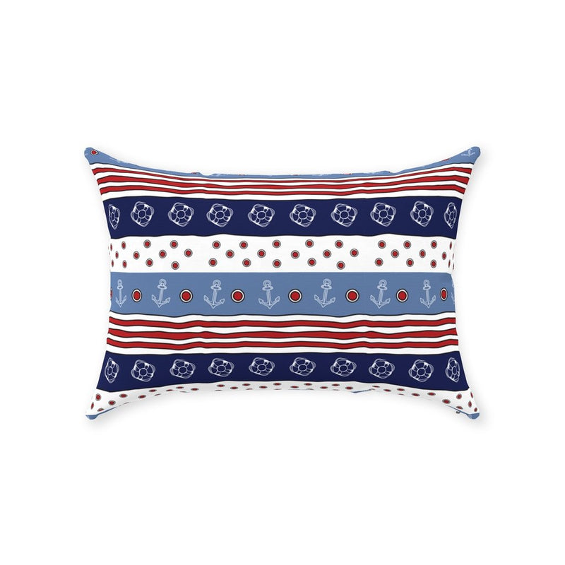 Pillow - Colorful Waves Collection - SVlovers