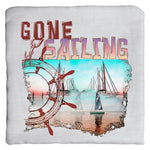 Pillow - Gone Sailing & Colorful Sea Collections - SVlovers