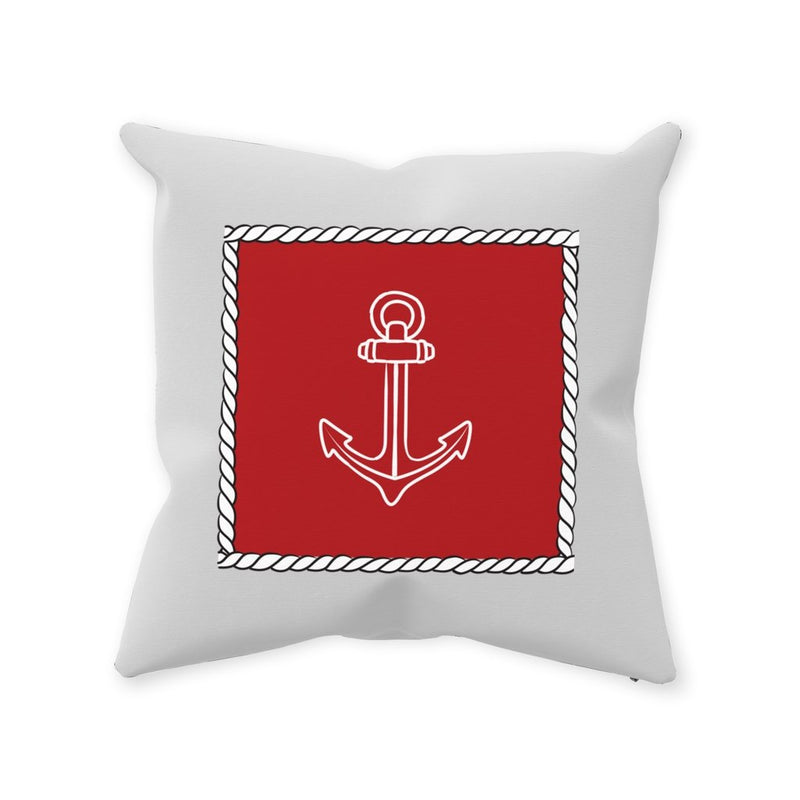 Pillow - My Anchor (Red) & Captain's Binoculars (Blue) Collections - SVlovers