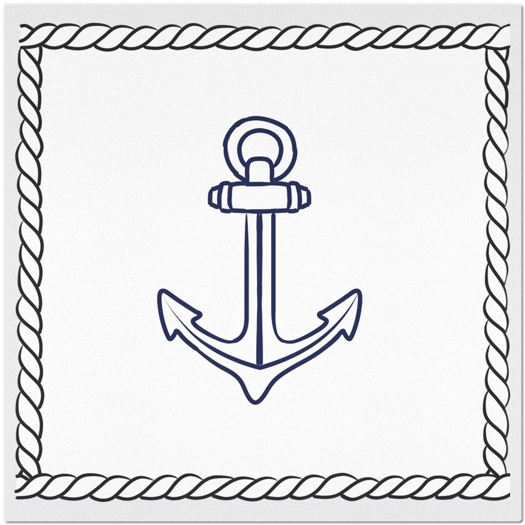 Placemat - My Anchor Collection (White) - SVlovers