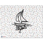 Placemat - My Boat Collection - SVlovers