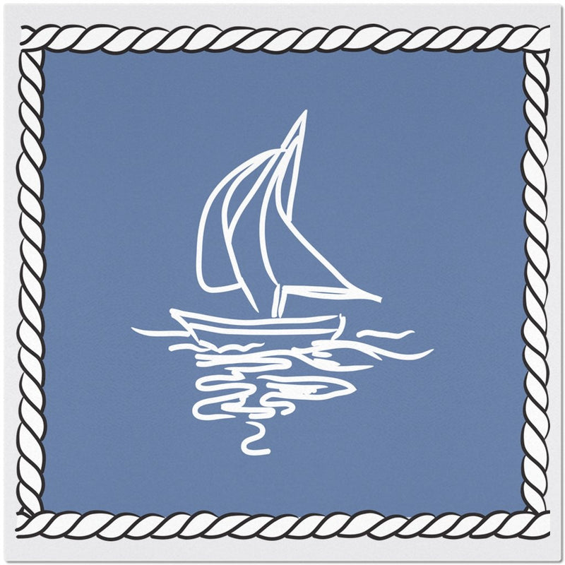 Placemat - My Boat Collection (Blue) - SVlovers
