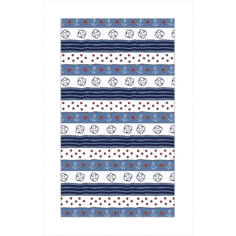 Rug - Blue-White Flag Collection - SVlovers