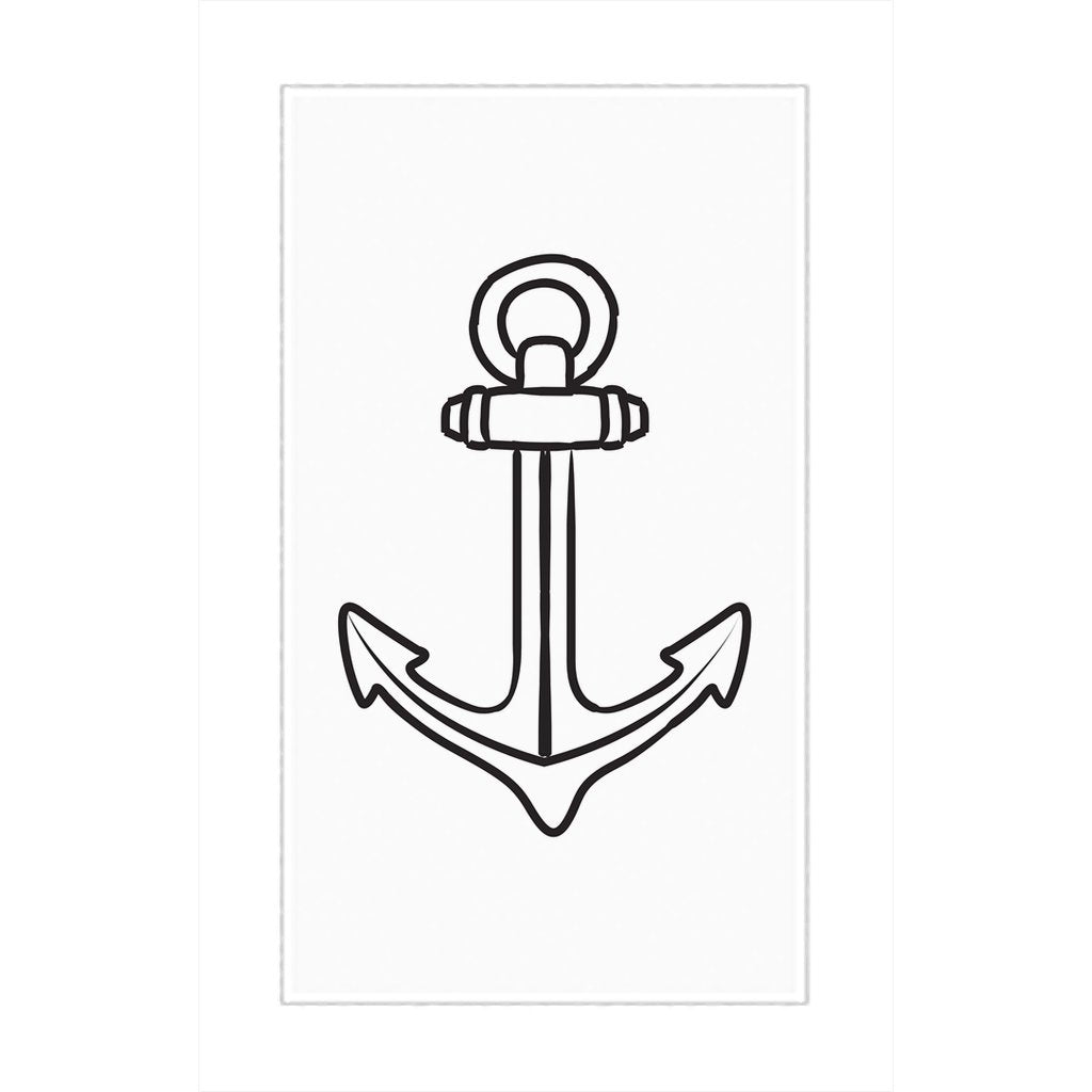 Rug - My Anchor Collection (White) - SVlovers