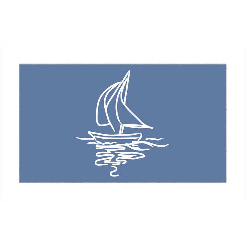 Rug - My Boat Collection (Blue) - SVlovers