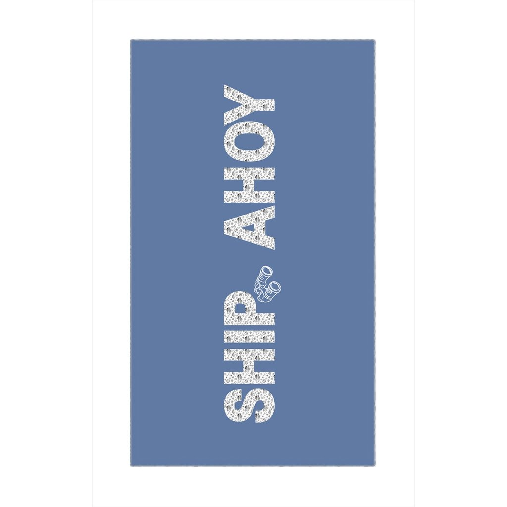 Rug - Ship Ahoy! Collection (Blue) - SVlovers