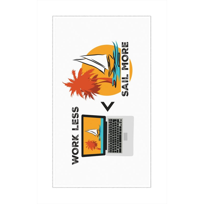 Rug - Work Less-Sail More Collection - SVlovers