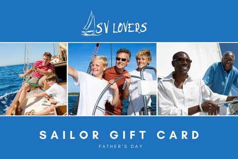 Sailor Dad Gift Card - SVlovers