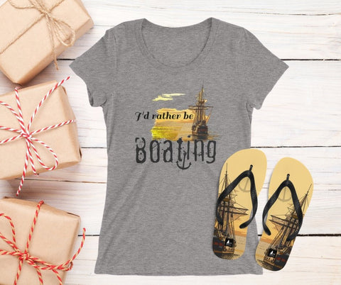 Seawoman Set - I'd rather be boating Collection - SVlovers