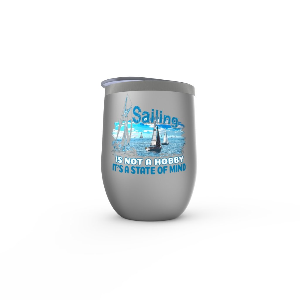 Stemless Wine Tumbler - Sailing is not a hobby Collection - SVlovers