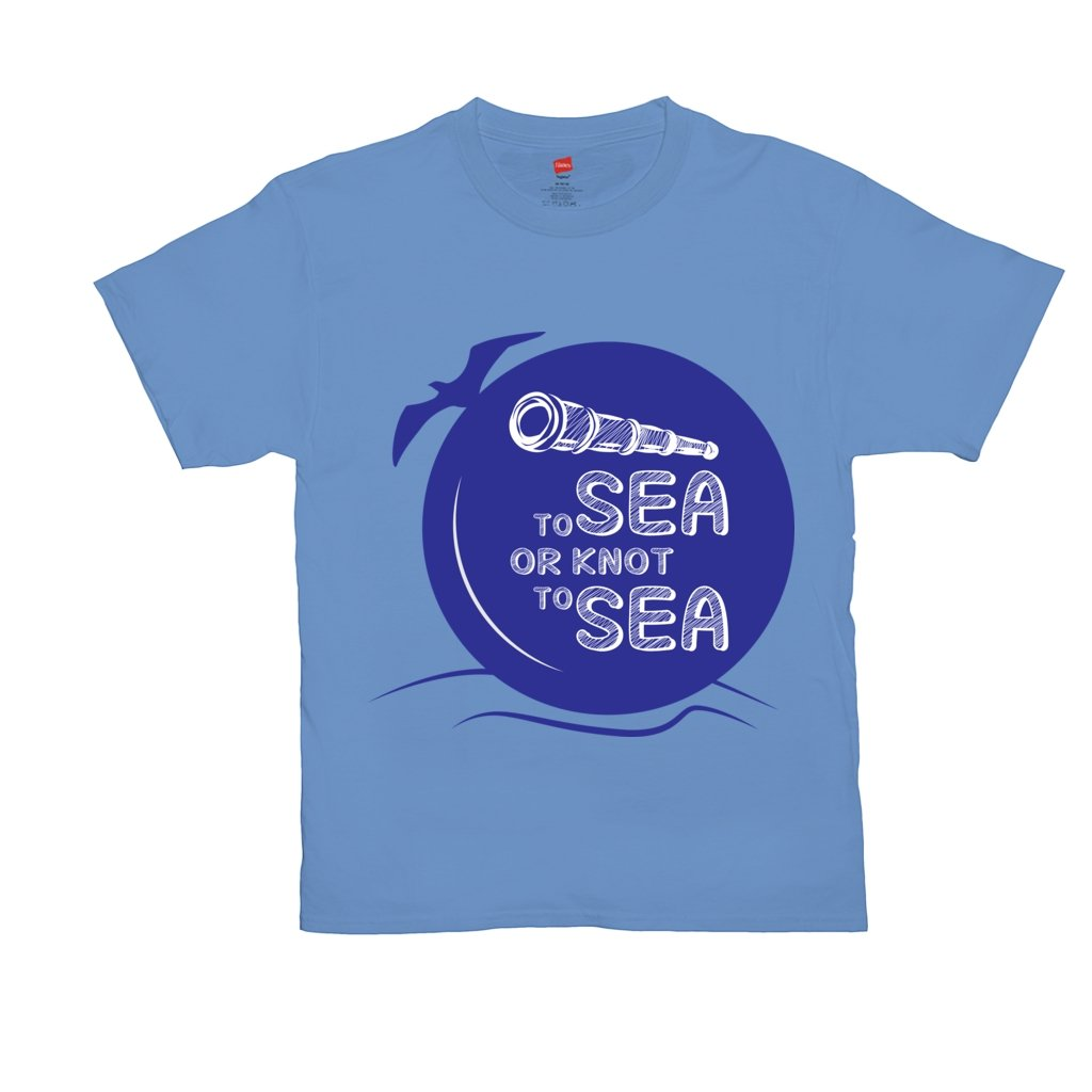 T-Shirt Unisex - To sea or knot to sea Collection - SVlovers