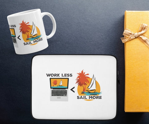 The laptop addicted set - Work less-Sail more - SVlovers