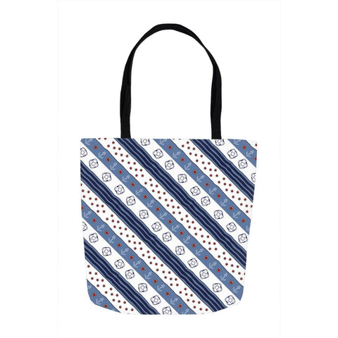 Tote Bag - Blue-White Flag Collection - SVlovers