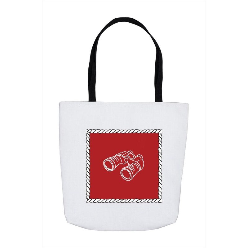Tote Bag - Captain's Binoculars Collection - SVlovers
