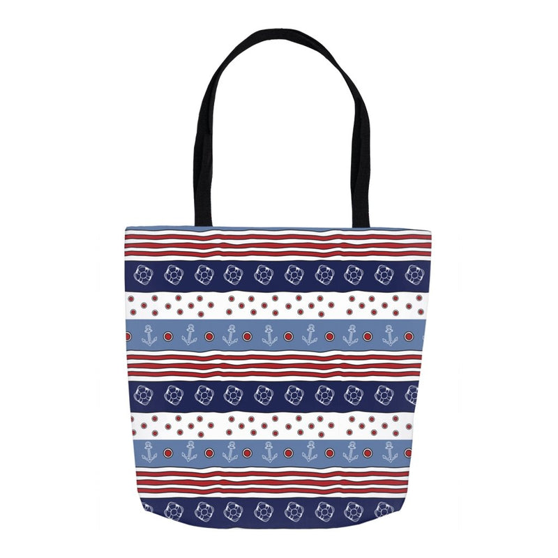 Tote Bag - Colorful Waves Collection - SVlovers