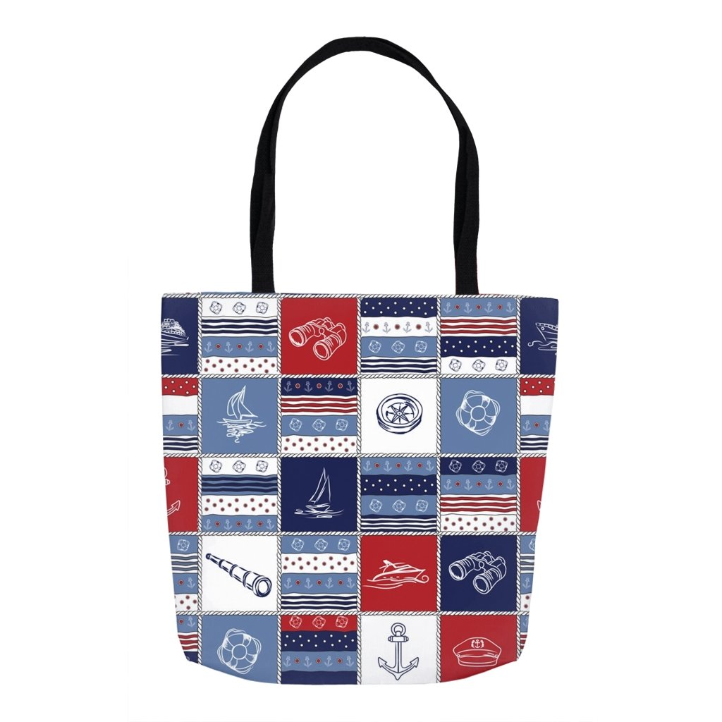 Tote Bag - Quilt Sea Collection - SVlovers