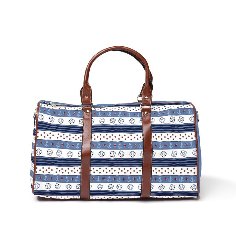Travel Bag - Blue-White Flag Collection - SVlovers