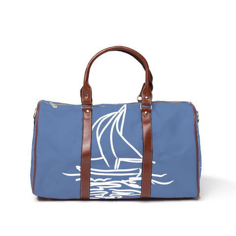 Travel Bag - My Boat Collection (Blue) - SVlovers