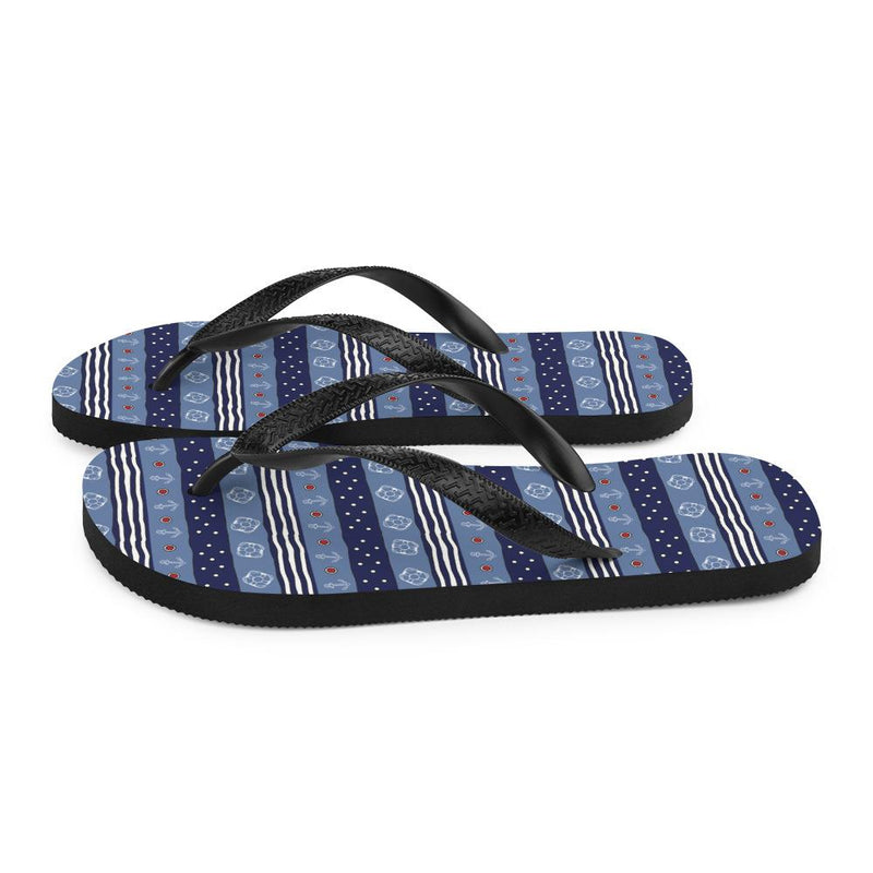 Unisex Flip-Flops - Blue Water Collection - SVlovers