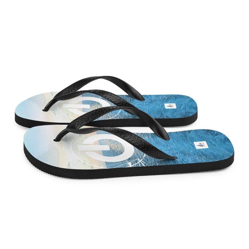Unisex Flip-Flops - Sailing Mode Collection - SVlovers