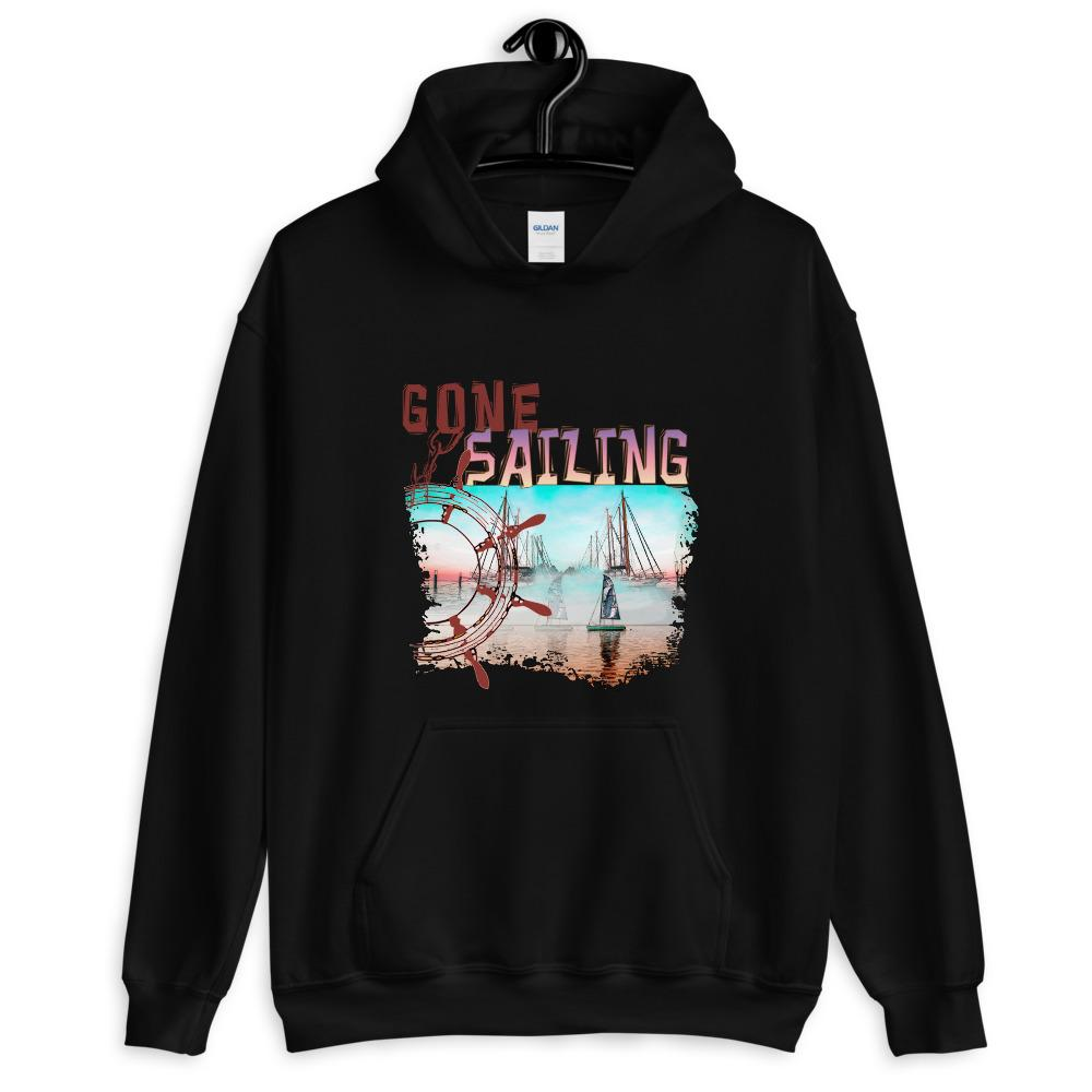 Unisex Hoodie - Gone Sailing Collection - SVlovers
