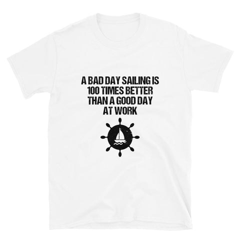 Unisex T-Shirt - A good day sailing Collection - SVlovers