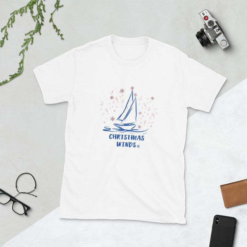 Unisex T-Shirt - Christmas Winds - Christmas Collection - SVlovers