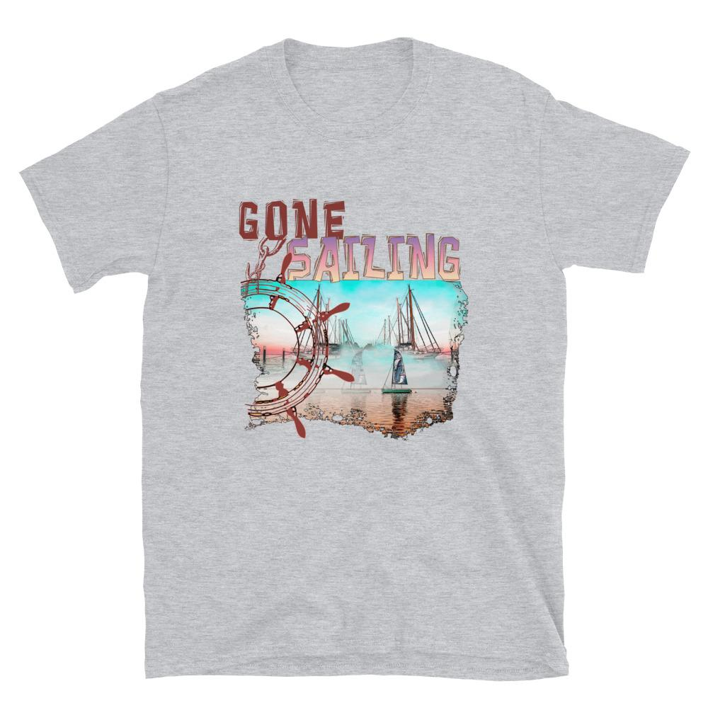 Unisex T-Shirt - Gone Sailing Collection - SVlovers