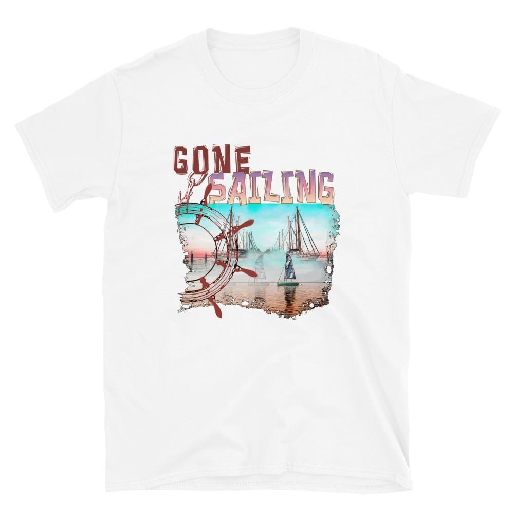 Unisex T-Shirt - Gone Sailing Collection