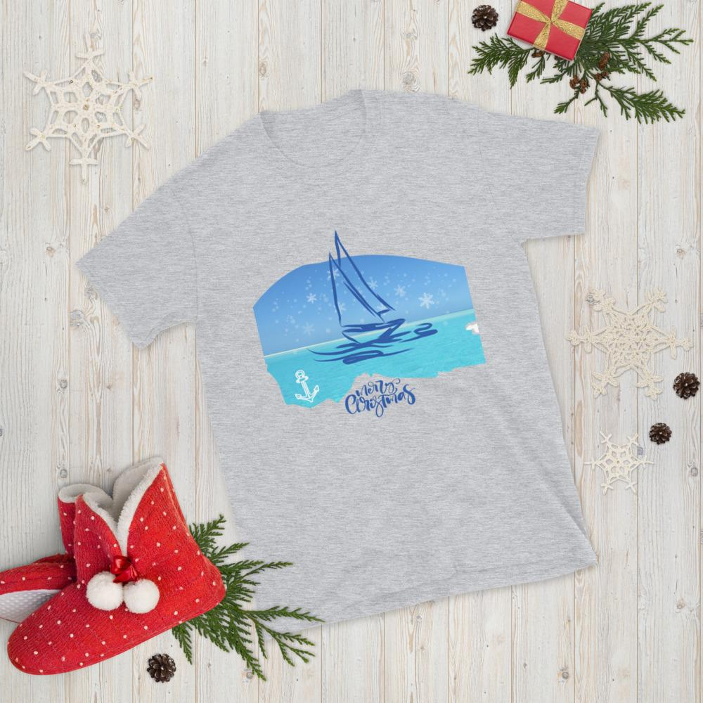 Unisex T-Shirt - Merry Christmas - Christmas Collection - SVlovers