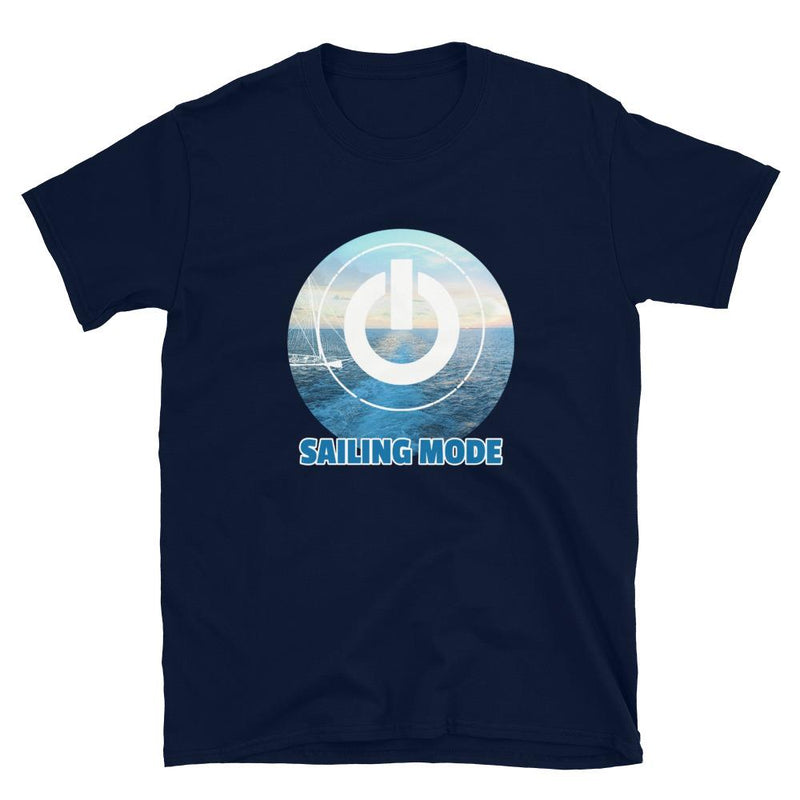 Unisex T-Shirt - Sailing mode collection - SVlovers