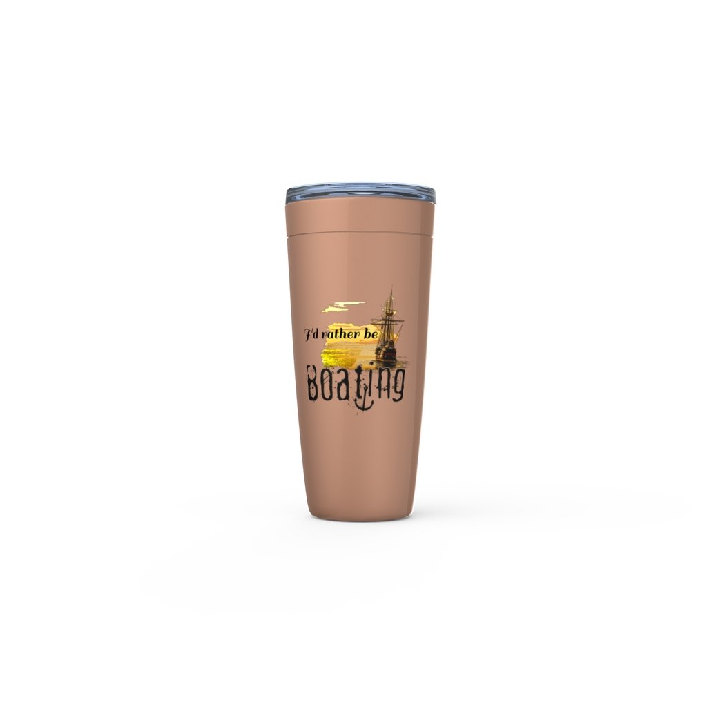 Viking Tumbler - I'd rather be boating Collection - SVlovers