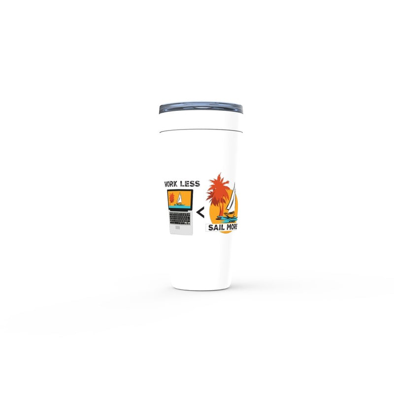 Viking Tumbler - Work Less-Sail More Collection - SVlovers