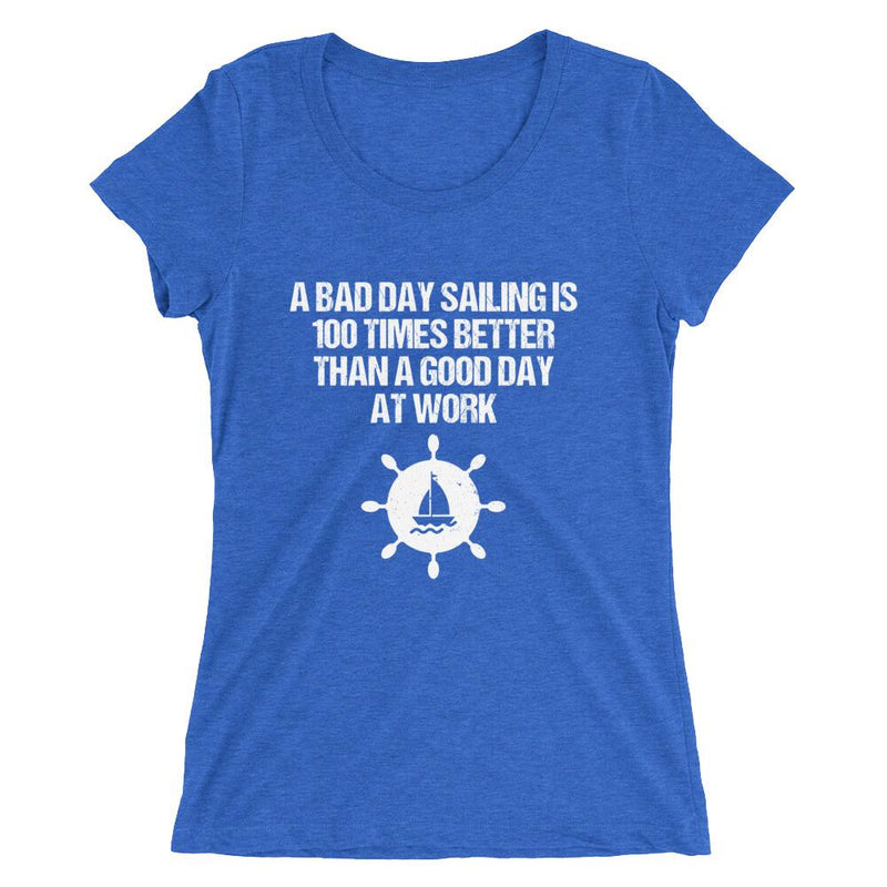 Women's T-Shirt - A good day sailing Collection - SVlovers