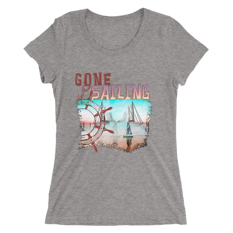 Women's T-Shirt - Gone Sailing Collection - SVlovers