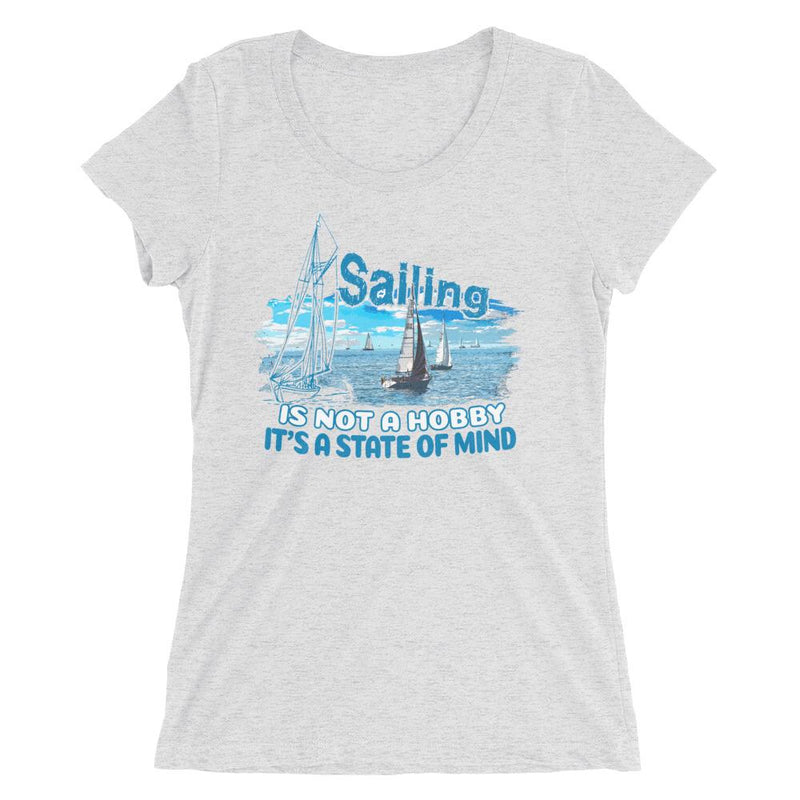 Women's T-Shirt - Sailing is not a hobby Collection - SVlovers