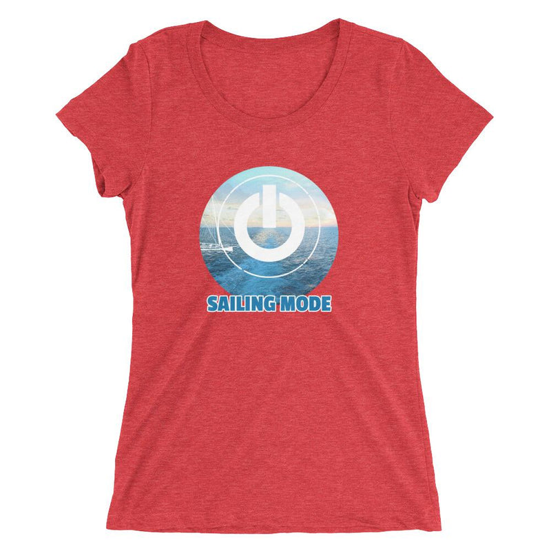 Women's T-Shirt - Sailing Mode Collection - SVlovers