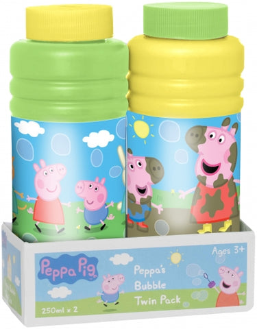 Official Peppa Pig Extra Large Bubbles Soap