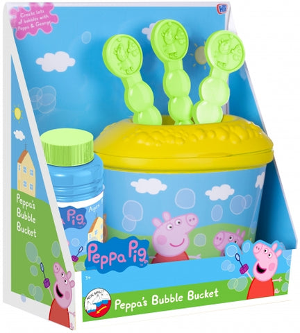 Peppa Pig Bubble Blower
