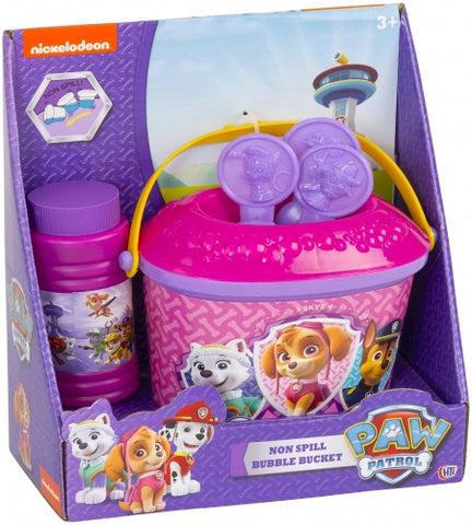 Paw Patrol Skye Bubble Bucket