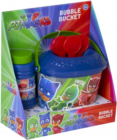 PJ Masks Official Bubble Bucket