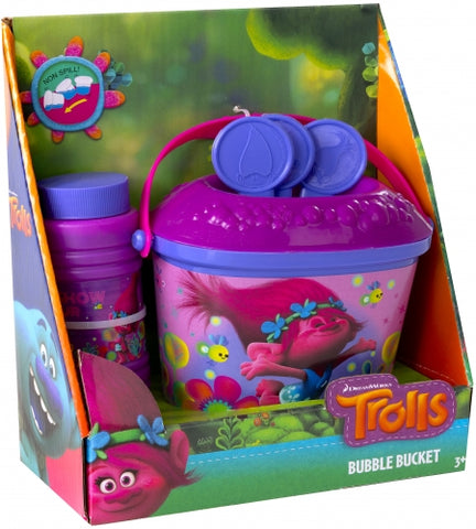 Trolls Official Bubble Bucket