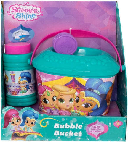 Shimmer & Shine Bubble Bucket