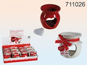 Ceramic Wax Melt Oil Burner