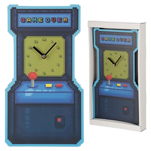 Arcade Machine Style Clock