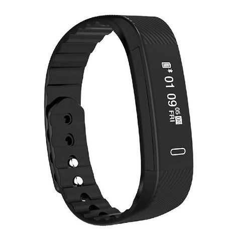 Bluetooth Smart Sport Bracelet Wrist Watch Touch Screen for iOS Android