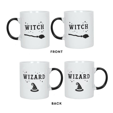 Witch Wizard Mugs