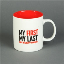 Musicology Mug First Last Everything