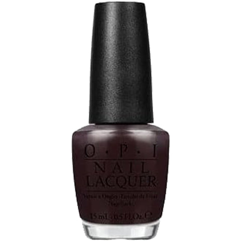OPI Nail Lacquer Nail Polish 15ml HR F06 Love Is Hot and Coal